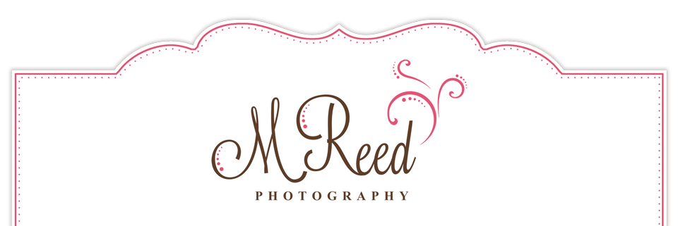 M Reed Photography logo
